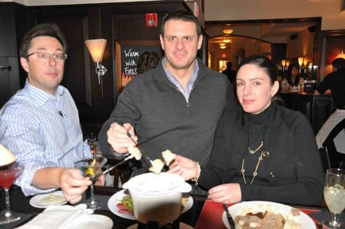Fondue Sundays at the Beacon Hill