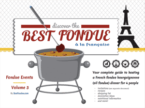 BestFondue volume 3: French Oil Fondue
