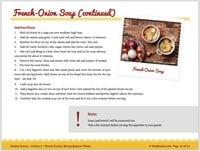 BestFondue.com Volume 3 - sample recipe