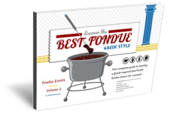 BestFondue volume 2: Greek-Inspired Broth Fondue